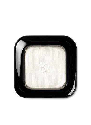 KIKO High Pigment Wet And Dry Eyeshadow 01 Beyaz
